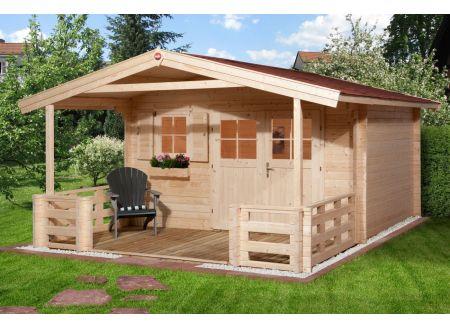 Weka Gartenhaus 136 B Größe:Größe 1