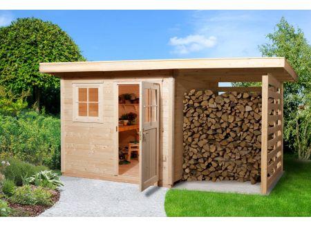 Weka Gartenhaus 170 A Größe:Größe 2