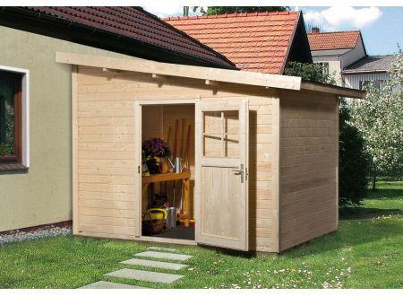 Weka Gartenhaus 260 Größe:Größe 2