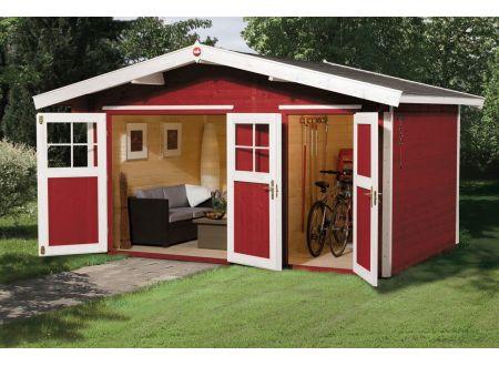 gartenhaus 261 gr e 1 kaufen. Black Bedroom Furniture Sets. Home Design Ideas