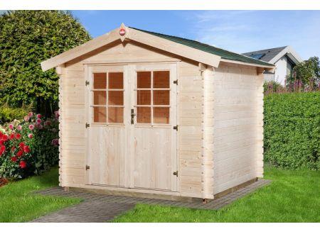 gartenhaus 209 gr e 2 kaufen. Black Bedroom Furniture Sets. Home Design Ideas