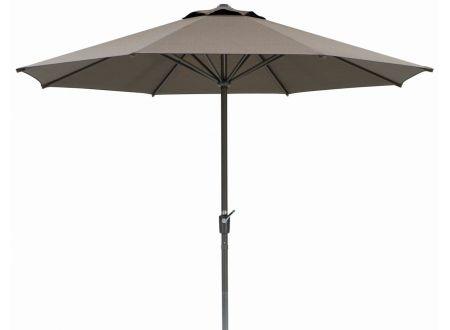 Schneider Schirme Marktschirm Korsika 320-8 Farbe:braun