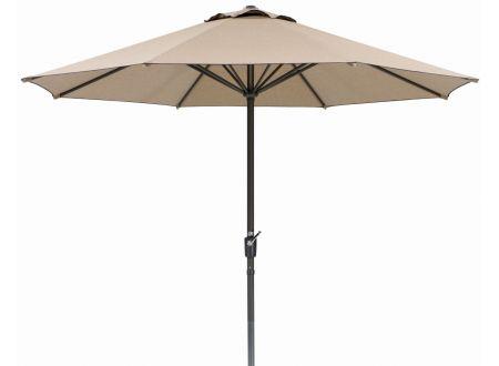 Schneider Schirme Marktschirm Korsika 320-8 Farbe:natur