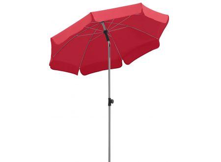 Schneider Schirme Sonnenschirm Locarno 150-8 Farbe:rot