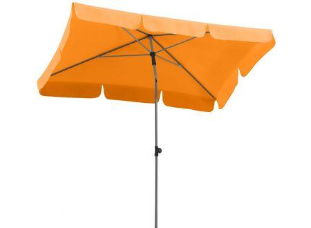 Schneider Schirme Sonnenschirm Locarno 180x120-4 Farbe:mandarine