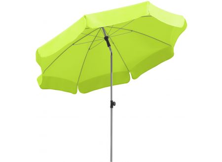 Schneider Schirme Sonnenschirm Locarno 200-8 Farbe:apfelgrün