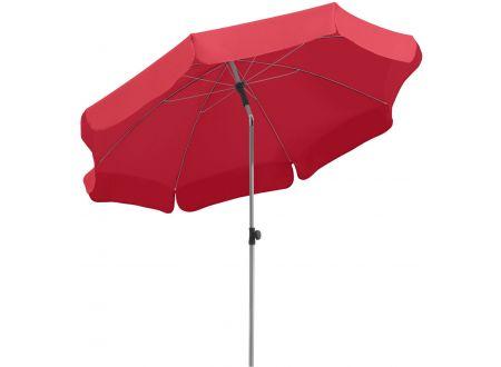 Schneider Schirme Sonnenschirm Locarno 200-8 Farbe:rot