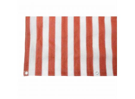 Balkonverkleidung  terra/weiß bei handwerker-versand.de günstig kaufen