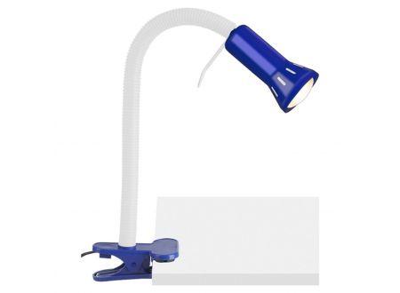 Brilliant Klemmleuchte Flex Farbe:blau