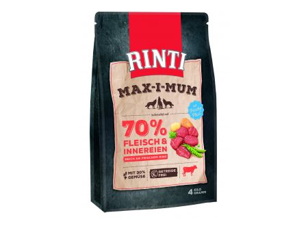 Rinti Max-i-mum Geschmacksrichtung:Rind Abpacku...