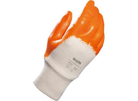 Handschuh Titansuperlite 833 gelb Größe:8