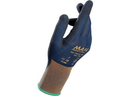 Handschuh Ultrane 500 G+P blau-schwarz Größe:6