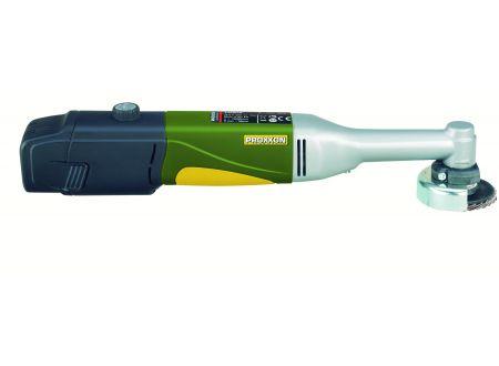 PROXXON Akku-Langhals-Winkelschleifer LHW/A Ausführung:im Karton
