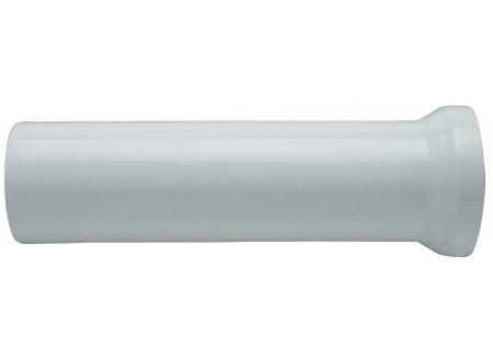Conmetall-Meister WC-Ablaufstutzen weiß Länge:400mm