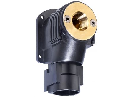 Conmetall-Meister VRS S-Anschlussdose 1/2IGx3/4AG Ausführung:einfach