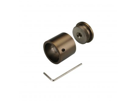 Liedeco Wandlager 25 mm bei handwerker-versand.de günstig kaufen