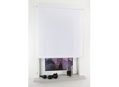 Liedeco Seitenzugrollo Easy 122 x 180cm weiß bei handwerker-versand.de günstig kaufen