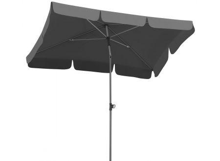 Schneider Schirme Sonnenschirm Locarno 180x120-4 Farbe:anthrazit