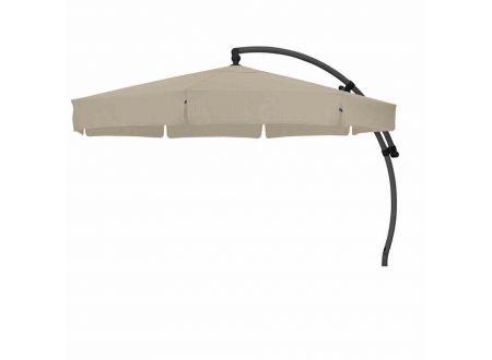 Ampelschirm Easy Sun Ø 350 cm, anthrazit/taupe bei handwerker-versand.de günstig kaufen