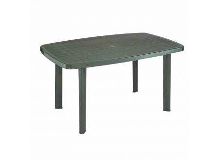 ProGarden Gartentisch Faro, grün Farbe:grün