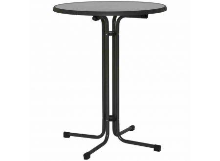 MFG Stehtisch Tischplatte aus Sevelit Größe:85x110cm Farbe:grau