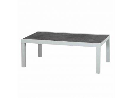 Siena Garden Belia Lounge Tisch Farbe:weiß