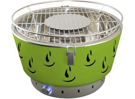 Activa Tischgrill Airbroil Farbe:grün