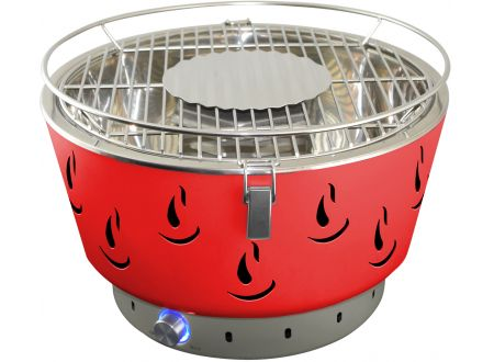 Activa Tischgrill Airbroil Farbe:rot
