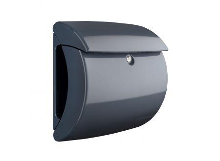 Burg-Wächter Briefkasten Piano 886 Farbe:Granit