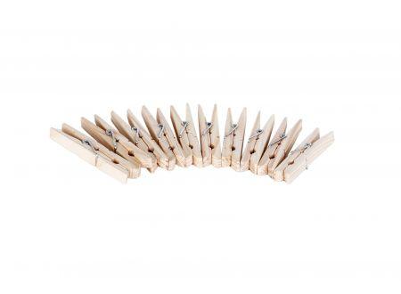 Wäscheklammern Material:Holz