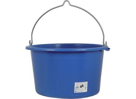 Baueimer blau Volumen:20l
