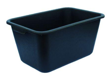 Mörtelkasten schwarz Volumen:65l