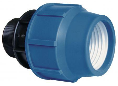 Conmetall-Meister PE-Übergangsstück PP Außengewinde Durchmesser:25mm Ausführung:3/4