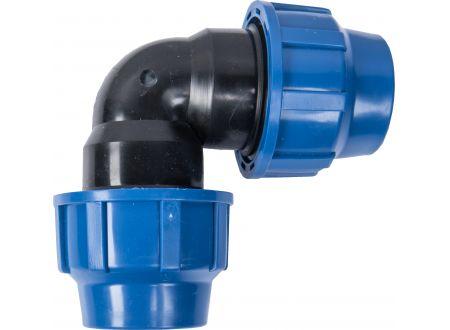 Conmetall-Meister Winkel für PE-HD-Rohr Größe:20mm