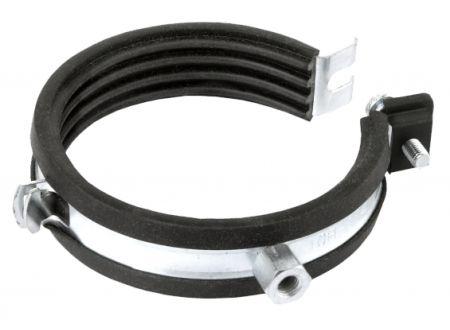 Conmetall-Meister Rohrschellen mit Schallschutzeinlage Menge:1 Stück Ausführung:52-56mm