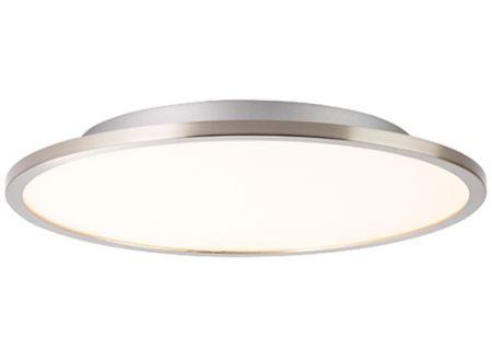 Ceres Deckenleuchte LED easydim eckig Ausführung:35cm Farbe:Eisen