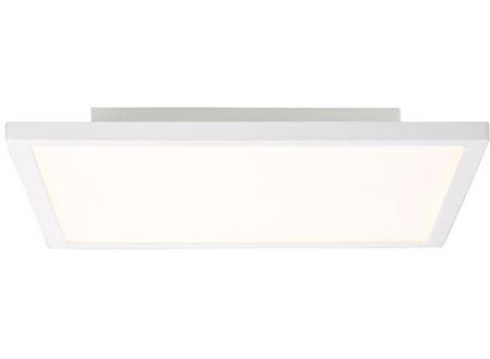 Ceres Deckenleuchte LED Ausführung:25x25cm Farbe:weiß