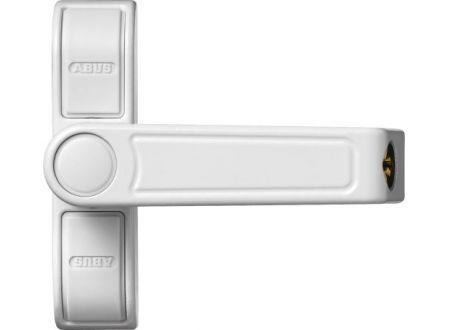 ABUS Fensterzusatzschloss 2510 Farbe:weiß