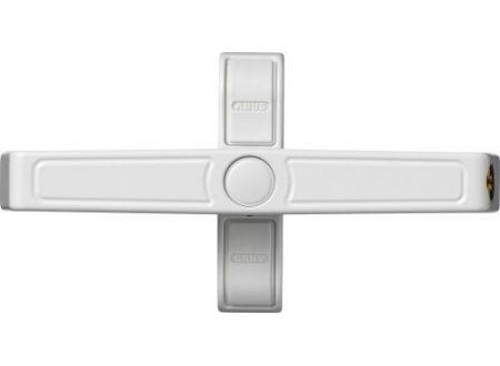 ABUS Fensterzusatzschloss 2520 Farbe:weiß