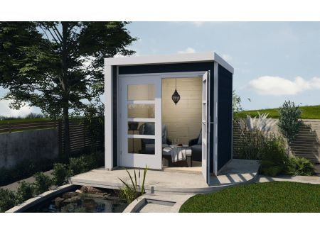 weka Designhaus 262 A  Farbe:anthrazit