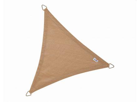 H.G. NESLING Sonnensegel Dreieck Größe:5,0x5,0x5,0m Farbe:sand