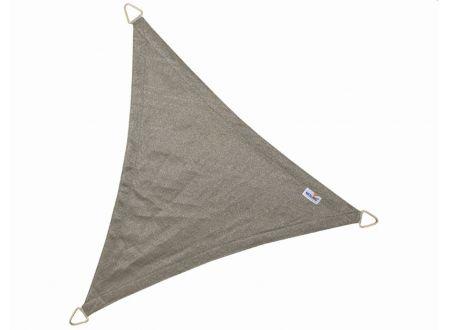 H.G. NESLING Sonnensegel Dreieck Größe:3,6x3,6x3,6m Farbe:grau