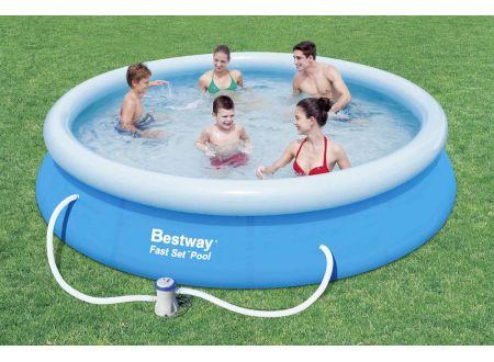 Connect Fast Set Pool mit Filterpumpe Größe:366x76cm