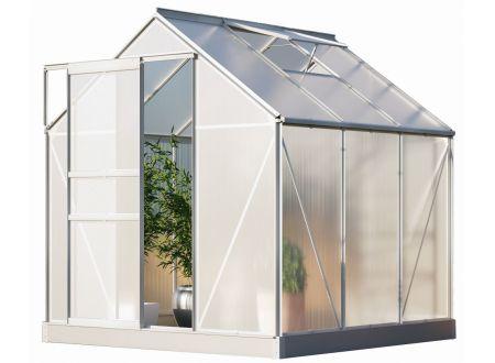 Mr. Gardener Mr. GARDENER Gewächshaus 3,8m² bei handwerker-versand.de günstig kaufen