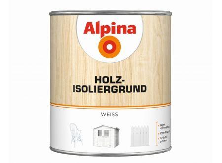 Alpina Holz-Isoliergrund weiß bei handwerker-versand.de günstig kaufen