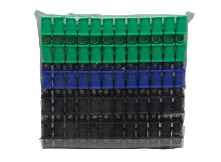 Dosenklemmleiste 12-polig Menge:10 Stück