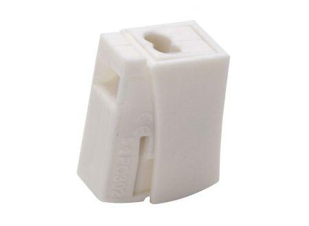 Leuchtenklemme 0,5-2,5mm 10 Stück Packung Ausführung:2-fach