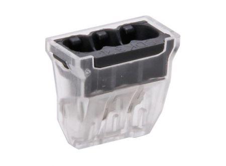Steckklemme 1,5-2,5 qmm Menge:10 Stück Ausführung:3-polig