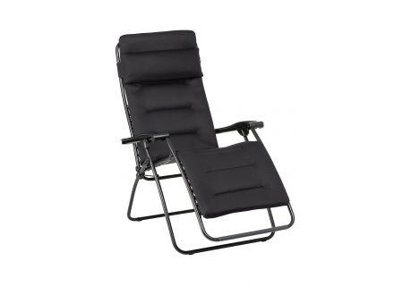 Lafuma Relaxsessel RSX CLIP AC AIR COMFORT Farbe:Acier