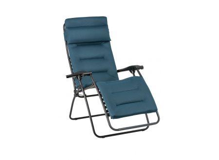 Lafuma Relaxsessel RSX CLIP AC AIR COMFORT Farbe:Coral Blue